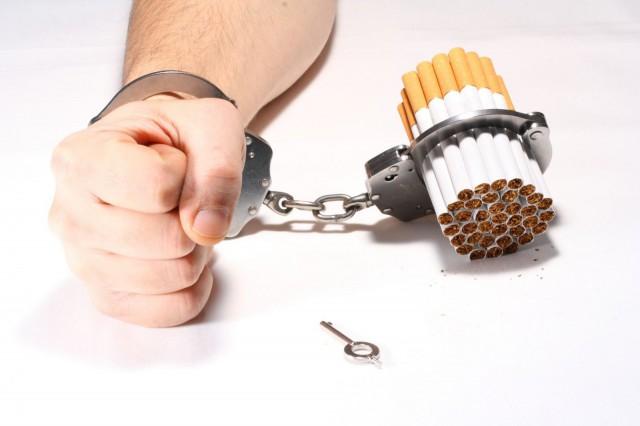 Tupakasta eroon