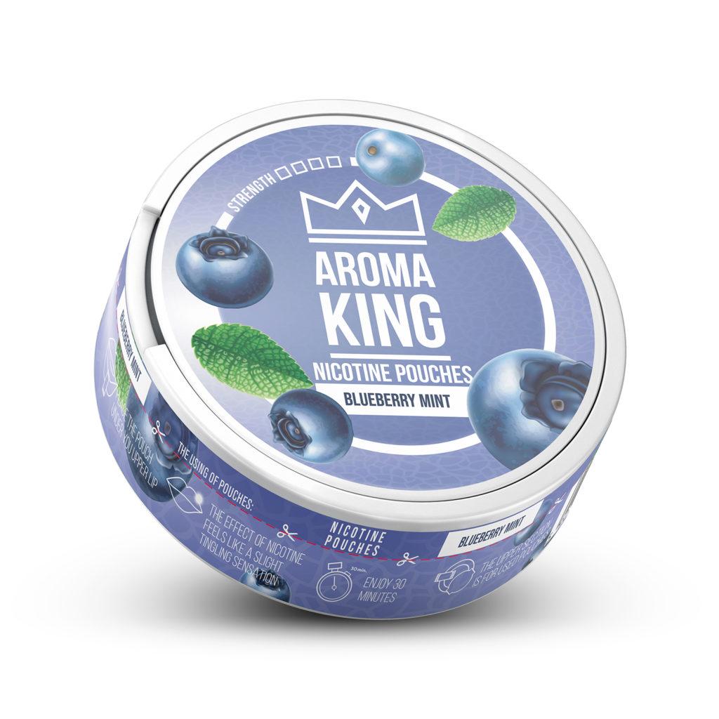 Blueberry Mint nikotiinipussit