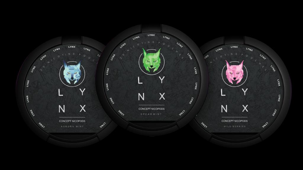 Lynx nikotiinipussit